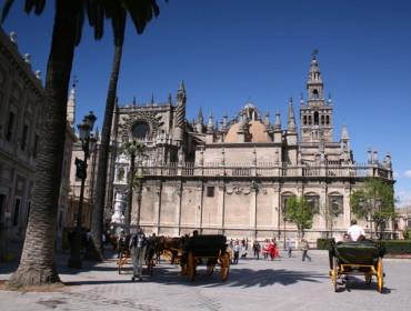 Sevilla - Katedra de Santa María