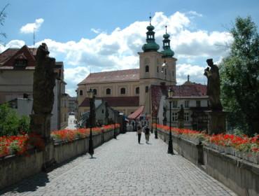 most św. Jana na Młynówce