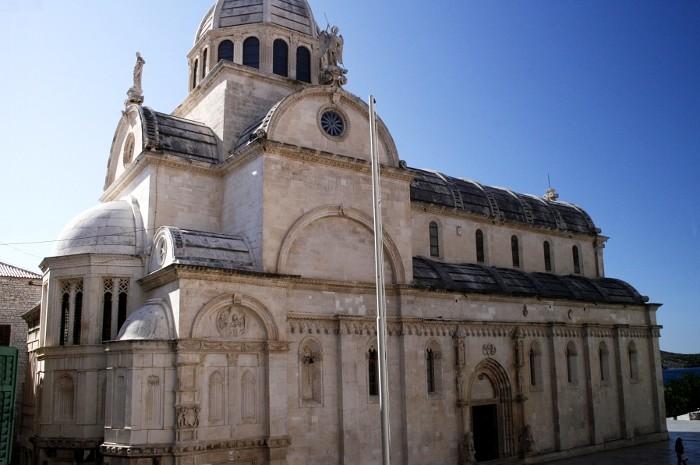 Szybenik - Katedra św. Jakuba