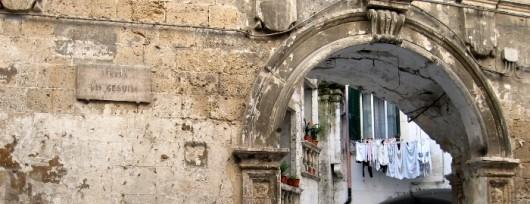 Bari - stare miasto