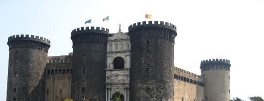Neapol - Castel Nuovo