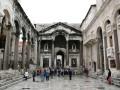 Split - pałac Dioklecjana
