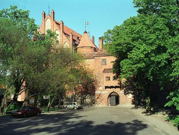 Zamek krzyżacki w Kętrzynie fot. Jerzy Strzelecki