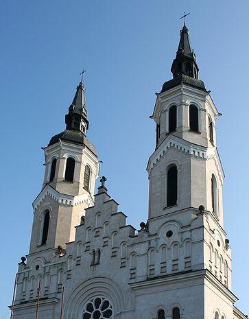 Augustów - Bazylika (fot. Przykuta)