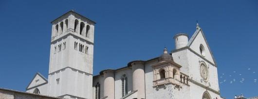Asyż Bazylika św. Franciszka