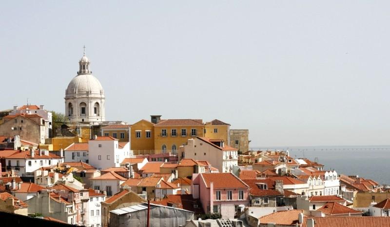 Lizbona - Panorama miasta