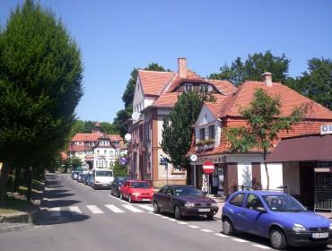 Ulica Zdrojowa w Świeradowie-Zdrój (fot. Marek013 - wikipedia)