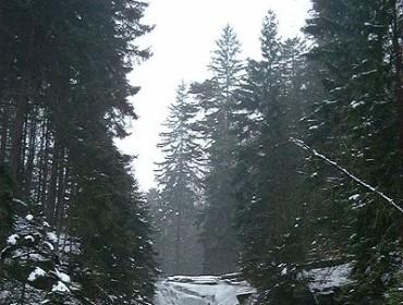 Wodospad Szklarki (fot. Merlin - Wiekipedia)