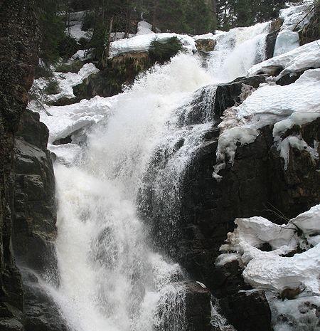 Wodospad Kamieńczyka (Magnus Manske - Wikipedia)