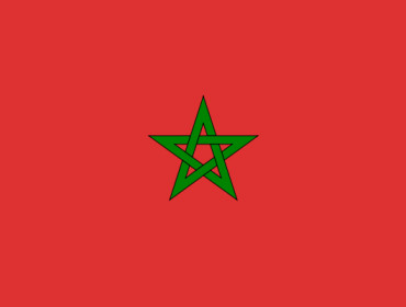 Maroko - Flaga