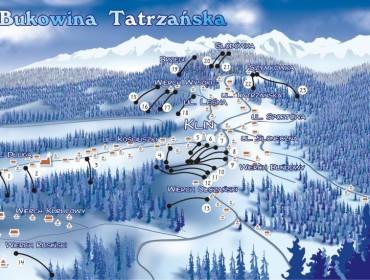 Wyciągi Bukowina Tatrzańska