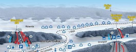 Trasy Gromadzyń