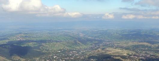Zakopane - panorama