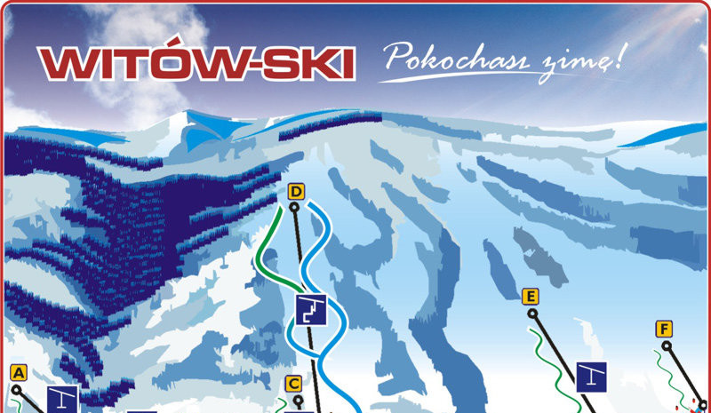 Witów Ski - trasy narciarskie