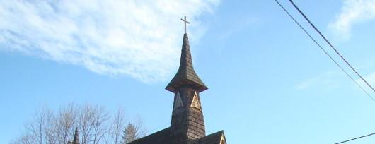 Kościół Małe Ciche