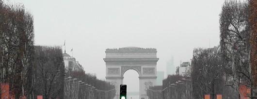 Łuk Triumfalny (fr. L'Arc de Triomphe)