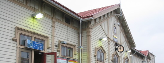 Oulu - Stacja Kolejowa