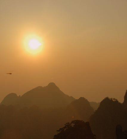 Góry Hunangshan