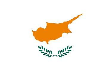 Republika Cypru - flaga