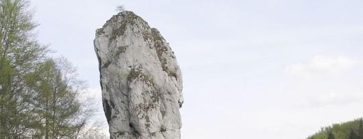 Maczuga Herkulesa w Ojcowskim Parku Narodowym