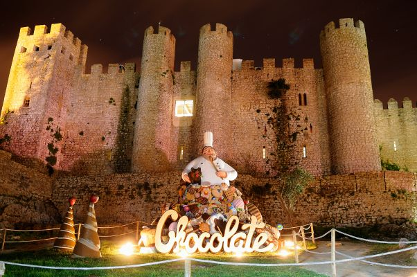 Święto czekolady w Óbidos