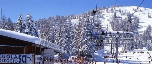 Szkółka narciarska w Folgaridzie