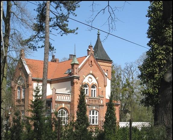Willa Borówka w Milanówku