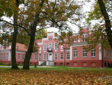 Muzeum Piśmiennictwa i Muzyki Kaszubsko-Pomorskiej w pałacu w Wejherowie