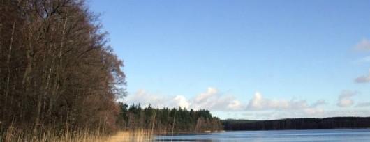 Jezioro Turkusowe w Wolińskim Parku Narodowym