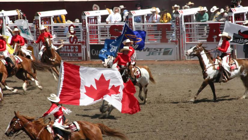 Calgary Stampede - święto kanadyjskich kowbojów