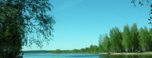 Jedna z zatoczek ogromnego Zalewu Sulejowskiego. Źródło: http://tomaszow.pl