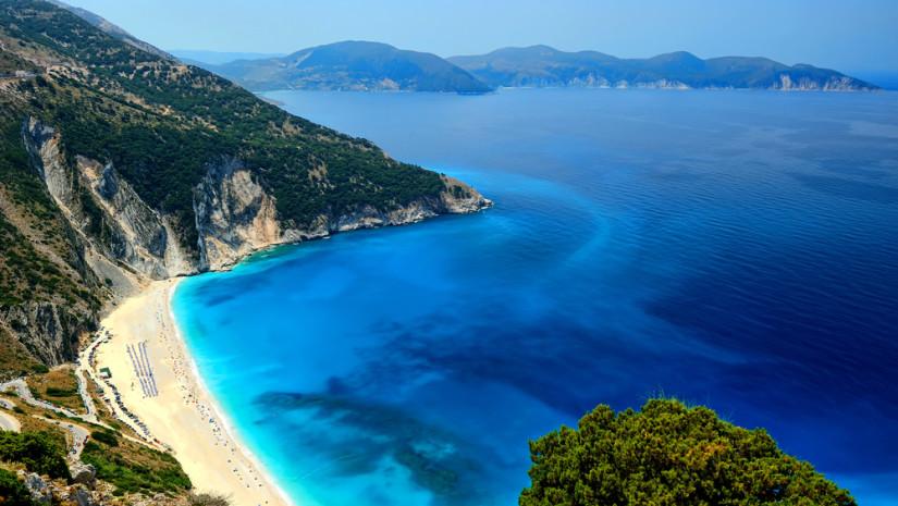 Plaża Myrtos - Kefalonia