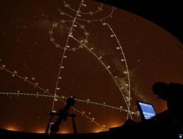 Planetarium w Gdyni zaskakuje nie tylko fanów fizyki i astronomii. Źródło: gdynia.naszemiasto.pl