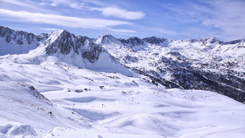 Taka właśnie jest Andora zimą! Źródło: grandvalira.com