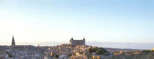 Toledo to oddalone o 70 km od Madrytu zabytkowe miasto