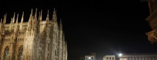 Capodanno we włoskim stylu na mediolańskim Piazza del Duomo. Źródło: www.festeamilano.it