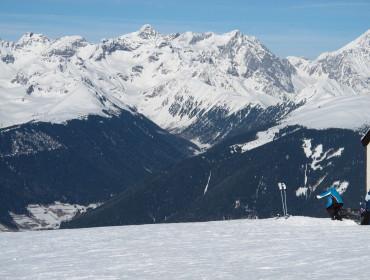 Cortina d'Ampezzo w pełnej krasie!