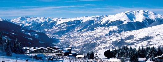 Narciarski raj w Les Arcs. Źródło: www.freeze-frame.eu