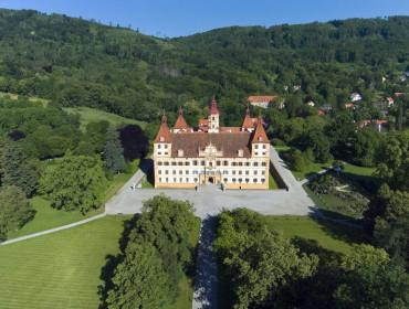 Późnorenesansowy Zamek Eggenberg pod Grazem. Źródło: www.museum-joanneum.at