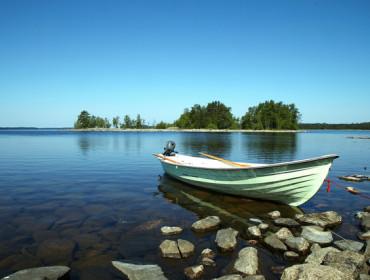 Finlandia to kraj bajkowo pięknych jezior