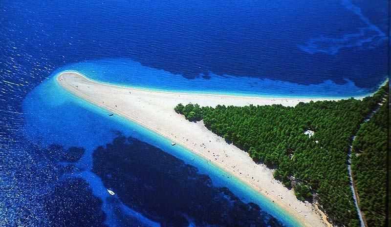Plaża Zlatni Rat