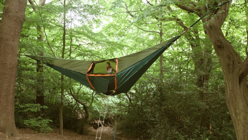 Pomysłowy sposób na tanie spanie w Australii. Dla odważnych!