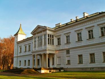 Pałac w Falentach. Źródło: Wikipedia