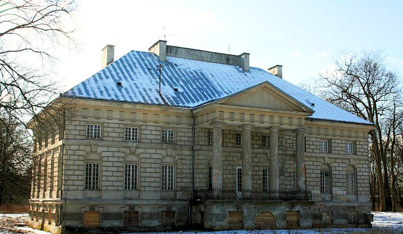 Młochów - dzieło Jakuba Kubickiego. Źródło: Wikipedia