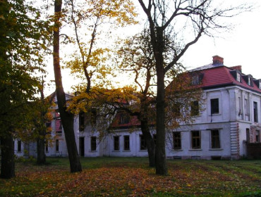 Zatory zostały rozbudowane dla starosty M. Glinki