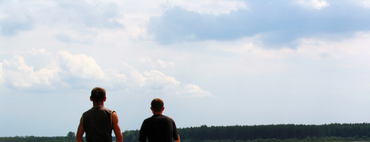 Zalew Husynne przy granicy z Ukrainą. Źródło: www.lubelskie.pl