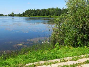 Zalew Zimna Woda w Łukowie. Źródło: www.podlasie24.pl