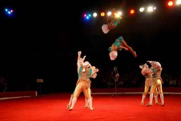 Występ Cirque du Soleil na Stadionie Narodowym odbędzie się już we wrześniu