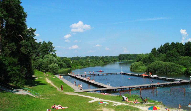 Jezioro Kozienickie to nie tylko akwen