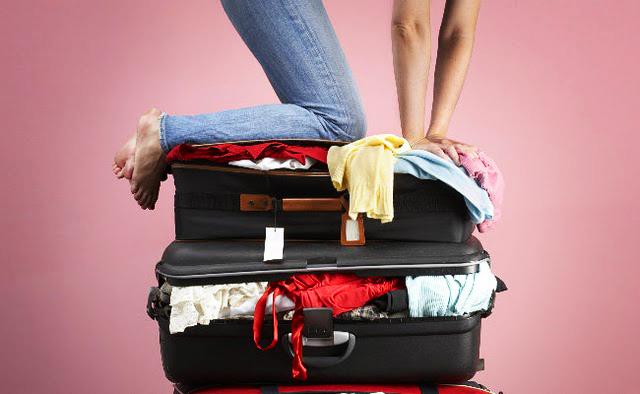 Zapakowanie walizki to często nie lada sztuka